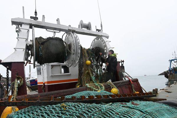 Les bateaux de pêche seront-ils bientôt équipés de masques et de tests pour éviter la propagation du Coronavirus à bord ?