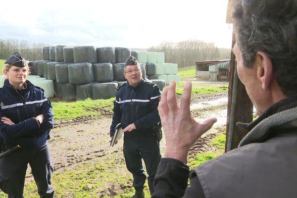 Une cellule de conseils aux agriculteurs mise en place par la Gendarmerie Nationale