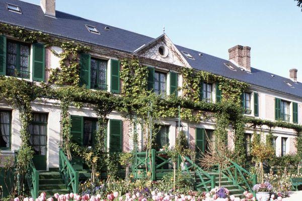 La maison de Claude Monet est ouverte du 23 mars au 1er novembre 2018.