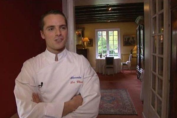 Alexandre Cane : futur grand chef !