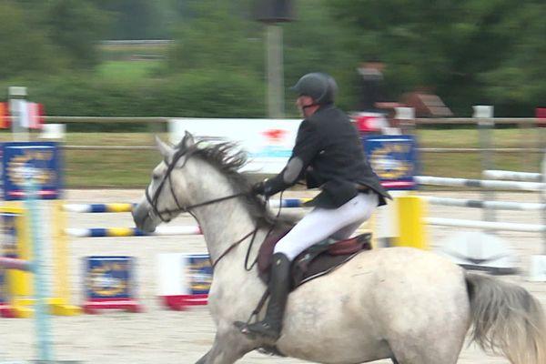 Juillet 2020 : reprise des compétitions équestres en Normandie avec le Grand Régional