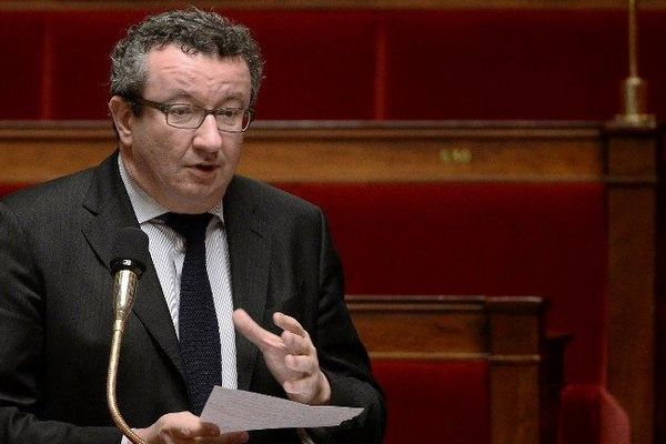 Christian Paul, député de la 2e circonscription de la Nièvre