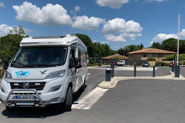 Les vacances en camping-car plébiscités par les Français