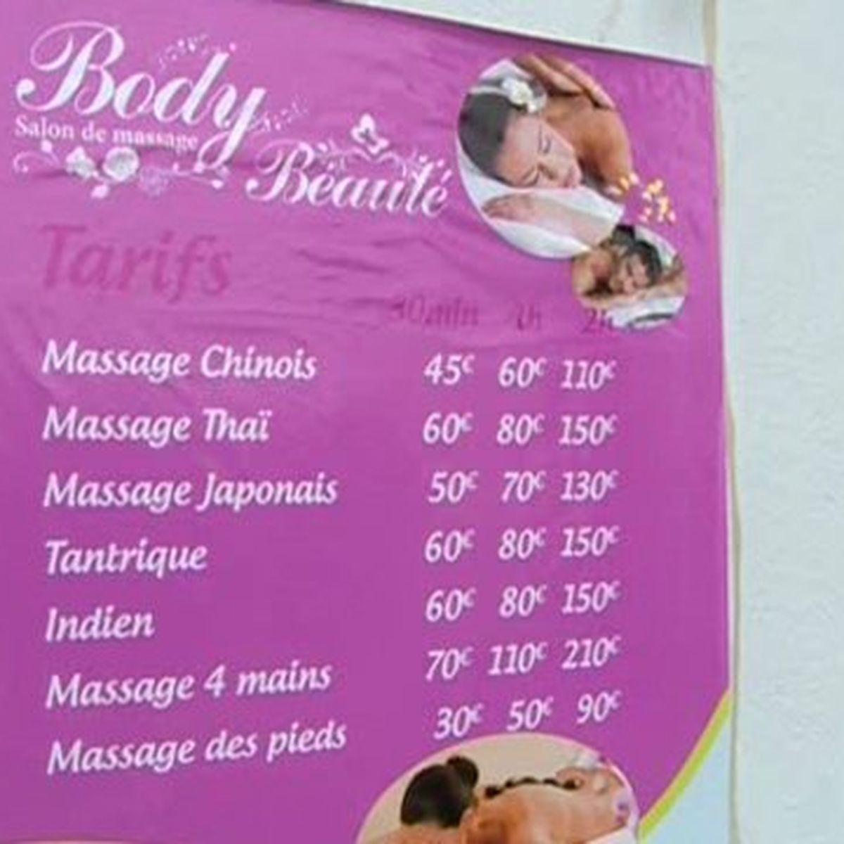 Salon De Massage Paris Finition