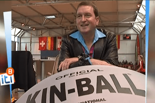 Mario Demers : l'inventeur du Kin-ball
