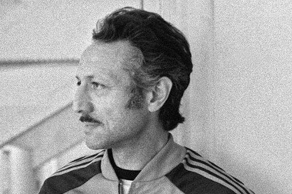 Jean Vincent en avril 1979, lorsqu'il était entraîneur du FC Nantes