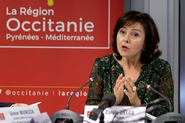 La présidente de la région Occitanie plaide pour des mesures territorialisées pour lutter contre la propagation de la Covid