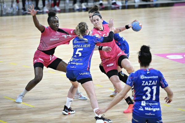 Les Panthères ont gagné leur match contre Mérignac, le premier d'un marathon de 5 matchs en 15 jours