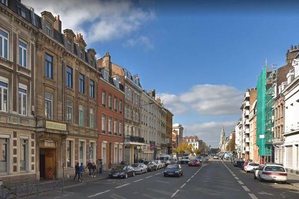 Brahim Moussa est décédé des suites du tir d'un policier au 222 rue Solférino, à Lille.