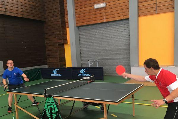 Le tennis de table est l'une des 7 disciplines où la France sera représentée. Le top départ des Global Games de Brisbane en Australie sera donné le 12 octobre prochain.