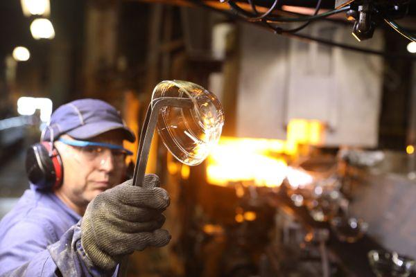 Duralex emploie près de 250 salariés en banlieue d'Orléans. Photo d'illustration