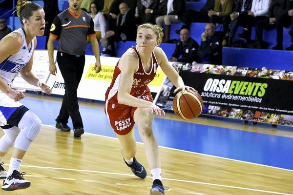 Originaire de la région parisienne, Loreen Kerboeuf avait rejoint l'USOm en 2013. A 19 ans, elle doit renoncer à sa carrière sportive