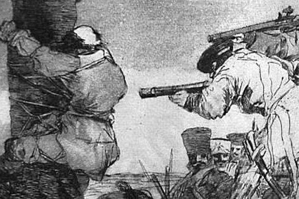 Goya / Les Désastres de la guerre