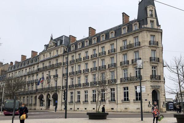 L'Hôtel de la Cloche est le seul établissement 5 étoiles en centre-ville à Dijon