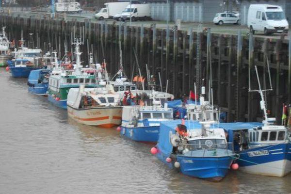 Rentrés au port de Boulogne-sur-Mer dés lundi, certains ont déjà repris la mer