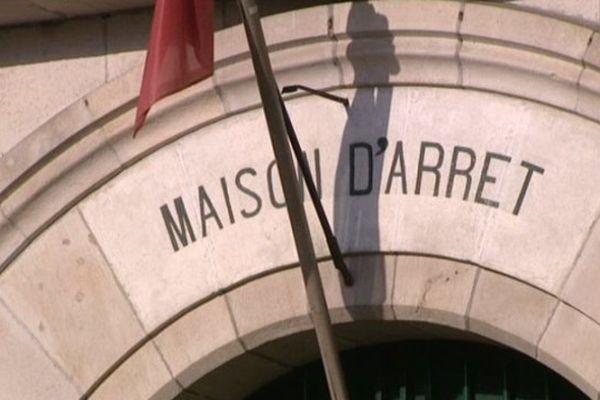L'homme a été incarcéré à la maison d'arrêt de Besançon.