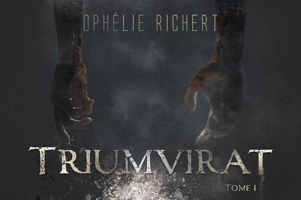 Sortie le 6 novembre du premier tome de la quadrilogie Triumvirat.
