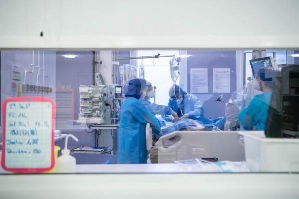 Cinq patients sont toujours en réanimation et soins intensifs en Corse.