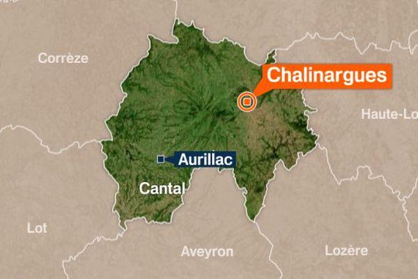 Une bouteille de gaz a explosé, mardi 2 janvier, à l'Auberge de la Pinatelle située sur l'ancienne commune de Chalinargues dans le Cantal, aujourd'hui connue sous le nom de Neussargues-en-Pinatelle