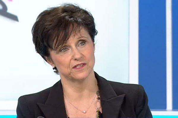 Bérangère Poletti, députée Les Républicains des Ardennes, a lancé un appel à tous les élus locaux pour protester contre le classement en rouge du département.
