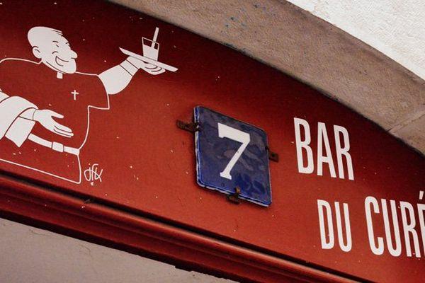Le Bar du Curé, 7 rue Gosse à Bayonne