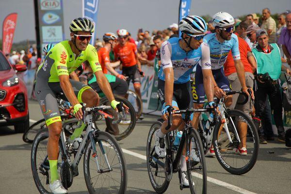 Les 120 coureurs s'élanceront vers 15 heures de Leigné-les-Bois.