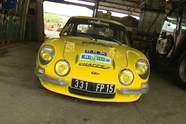 C'est dans l'atelier de ses deux créateurs Albert Chappe et Jean Gessalin, à Riom-es-Montagne (Cantal), que la CG 1300 a vu le jour il y a 42 ans.