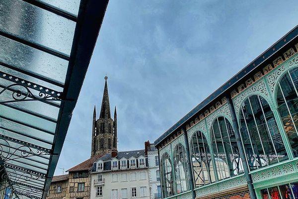 Les halles de Limoges retrouvent des couleurs