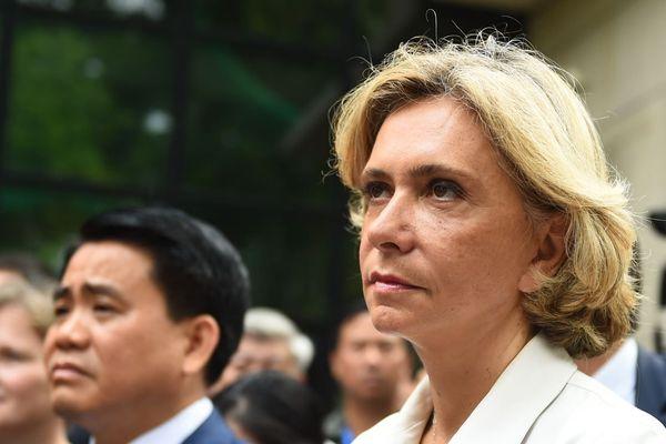 Valérie Pécresse, présidente de la région et d'Île-de-France mobilités.