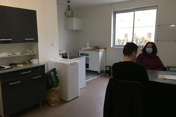 Le CH Esquirol dispose de dix appartements de coordination thérapeutique (ACT) destinés à la réhabilitation sur Limoges.