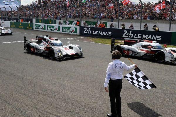 Le circuit des 24 Heures du Mans a généré des retombées économiques de plus de 114 millions d'euros et près de 2.500 emplois temps plein en 2014
