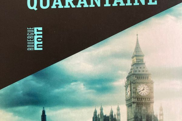"""Quarantaine"" de Peter May, Rouergue Noir"