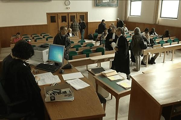 Première audience du tribunal maritime de Brest