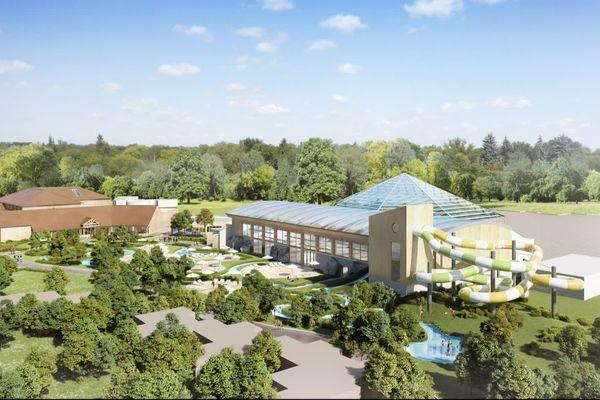 La capacité d'accueil du Center Parcs des Bois-Francs à Verneuil-sur-Avre dans l'Eure pourrait augmenter de 25% en 2023.