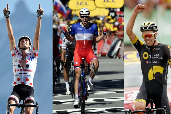 Warren Barguil, Arnaud Démare et Lilian Calmejane prendront le départ du Critérium de Lisieux.