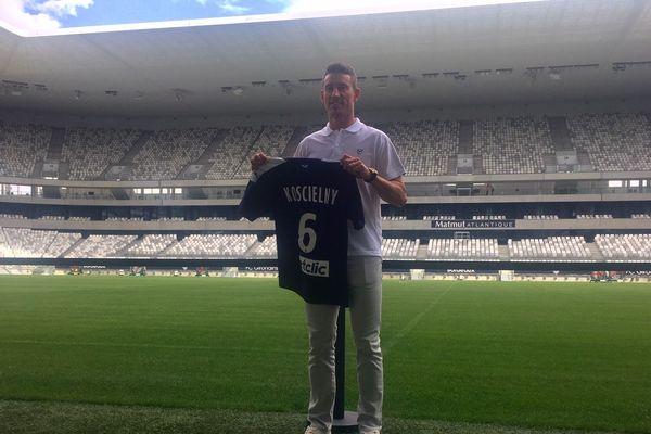 Laurent Koscielny signe chez les Girondins