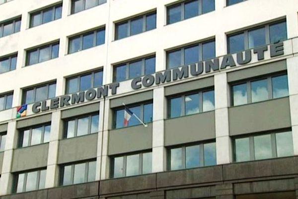 Le siège de Clermont Communauté qui pourrait se transformer en communauté urbaine au 1er janvier 2017.