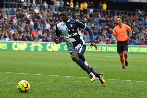 L'attaquant du Havre AC Alimami Gory sera confronté à l'AS Villers-Houlgate sur la pelouse de Dives (Calvados), le samedi 8 décembre pour le 8e tour de la Coupe de France.