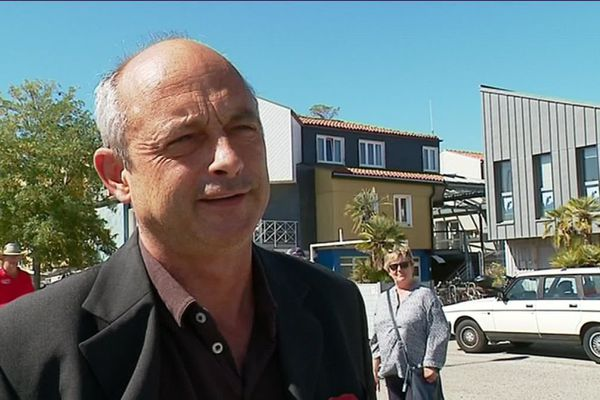 """Jean-Marc Soubeste conduit la liste de """"Ensemble, osons l'écologie""""."""