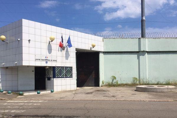 Le centre pénitentiaire de Borgo (Haute-Corse)