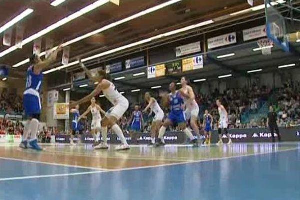 Bourges basket- Kayseri (75-54)