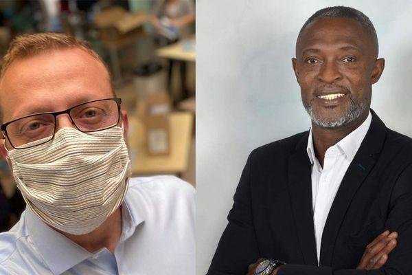 Municipales 2020 : qui de Franck Agah ou de David Bustin a été élu maire de Vieux-Condé ?
