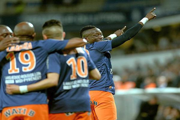 Montpellier - le MHSC termine sa saison à domicile par une victoire sur Rennes - 7 mai 2016.