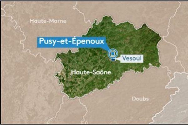 Un mort et un blessé grave le 1 juillet à Pusy-et-Épenoux