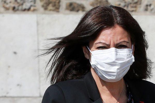 Anne Hidalgo, la maire de Paris a présenté son plan de sortie du confinement