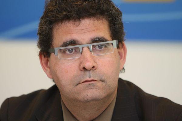 Thierry Gomez en 2009.