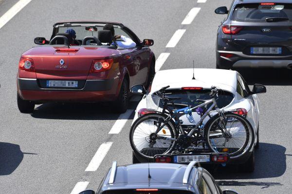 Pour 16% des Français, partir en vacances en voiture sera une nouveauté