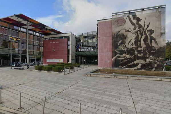 L'hôtel de ville d'Echirolles - Photo d'illustration
