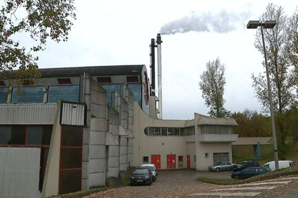 L'incinérateur de l'agglomération de Limoges a été mis en service en 1989