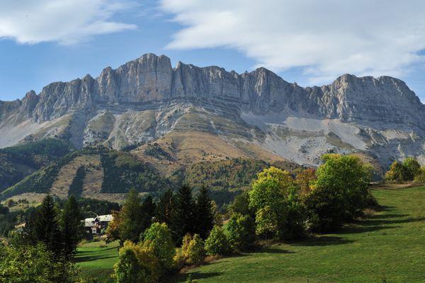 La station de Gresse-en-Vercors, en Isère, connait une saison exceptionnelle.